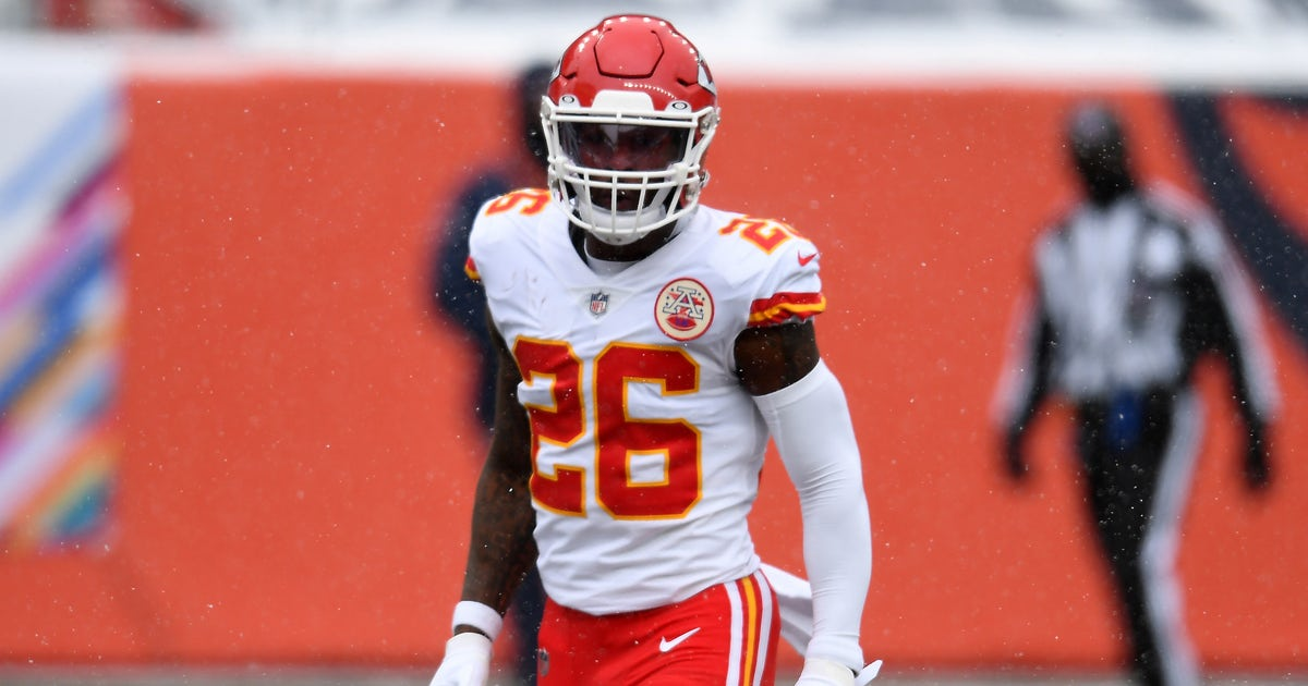 Chiefs' Bell motivated for revenge game against Jets