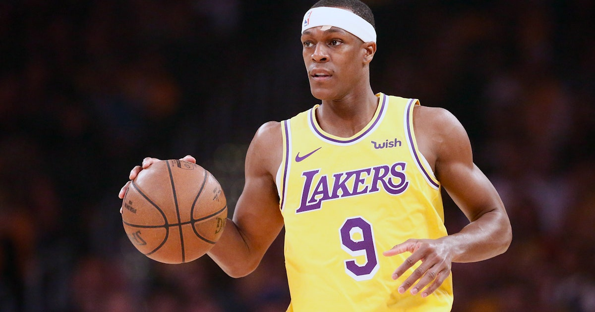 Chris Broussard: Los Angeles Clippers need leadership & Rajon Rondo could be a great fit | FIRST THINGS FIRST (VIDEO)
