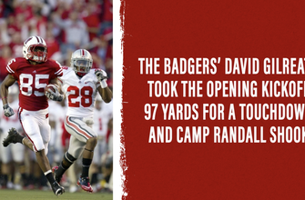 This Day in History: Badgers upset No. 1-ranked Ohio State 31-18