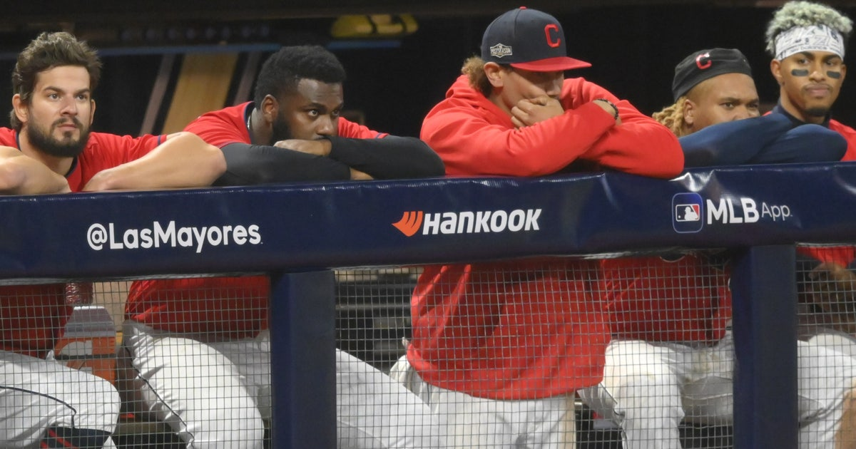 Indians' season ends as Yankees complete two-game sweep