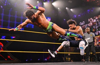 WWE 205 Live: Nov. 20, 2020