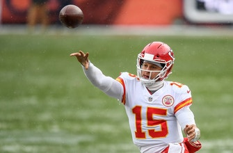 Mahomes leads Chiefs against Saints, coach who almost drafted him