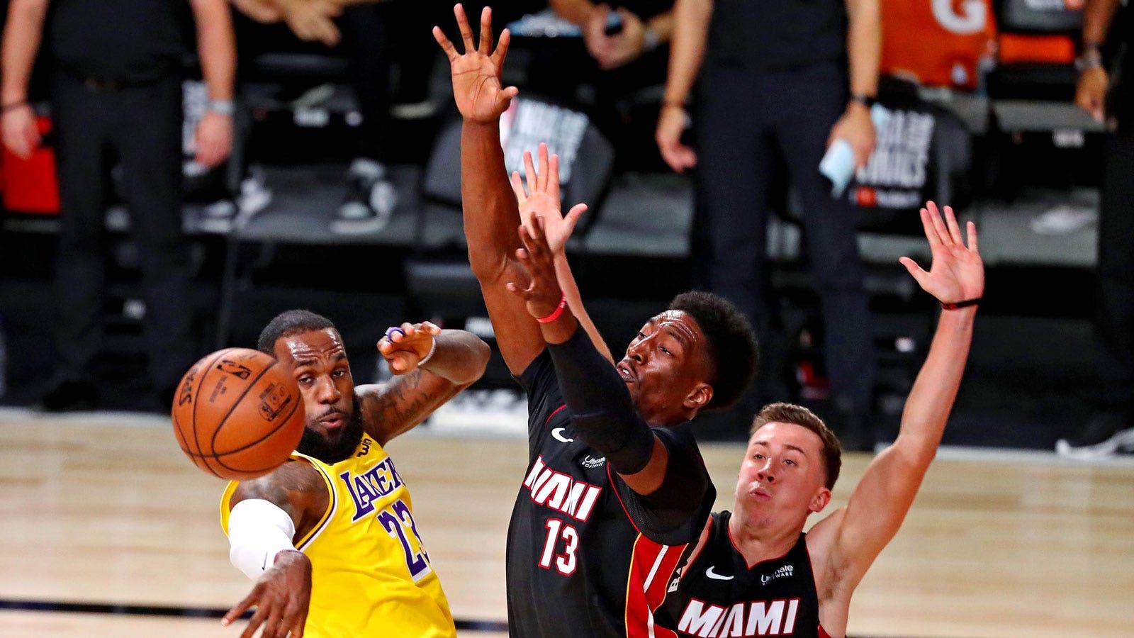Heat, All-Star Bam Adebayo agree on 5-year extension worth at least $163 million | FOX Sports