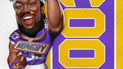 Dalvin Cook, Vikings running back