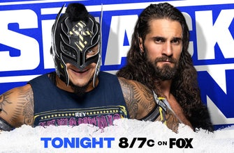 The Final Chapter of Rey Mysterio's rivalry with Seth Rollins to take place tonight