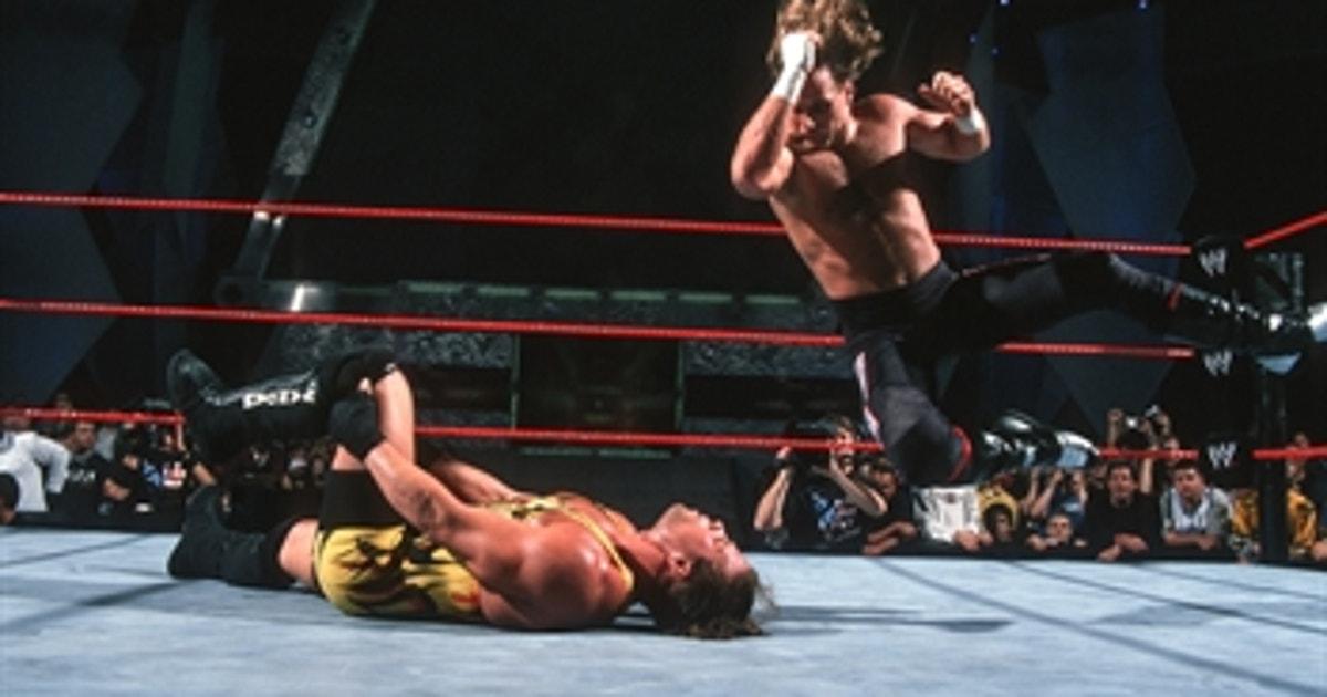 Shawn Michaels vs. Rob Van Dam – World Heavyweight Title Match: Raw, Nov. 25, 2002 (Full Match) (VIDEO)