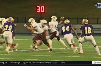 HIGHLIGHTS: Midland LEE vs. MIDLAND | High School Scoreboard Live
