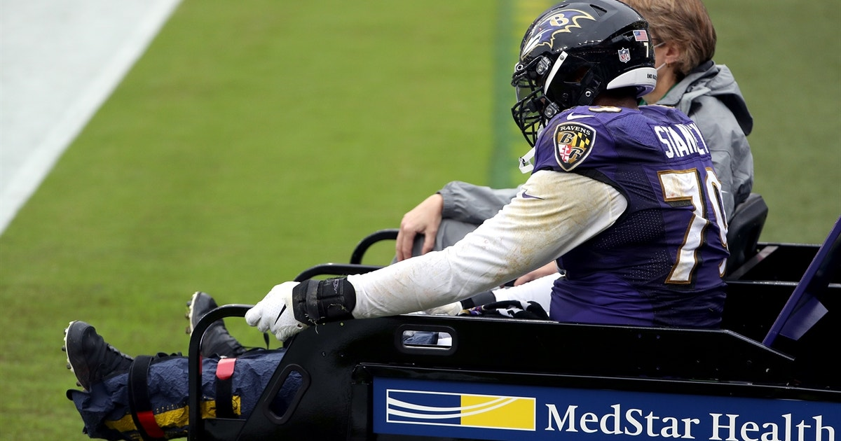 Ronnie Stanley may be done for the year if he fractured his ankle — Dr. Matt Provencher