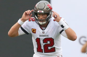 Nick Wright: Brady's Bucs need to score in the 30s; Chiefs projected to win   FIRST THINGS FIRST