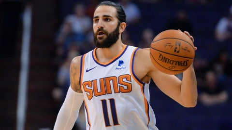 Wolves in Talks to Acquire Ricky Rubio in Draft Day Trade