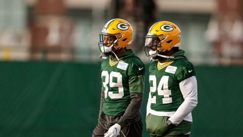Raven Greene, Packers safety