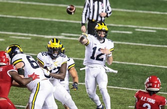 With Cade McNamara at helm, Michigan rallies from 17 down to beat Rutgers 48-42 in 3 OTs (WITH VIDEO)