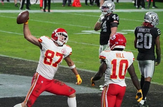 Chiefs avenge only loss of last 12 months with 35-31 win over Raiders
