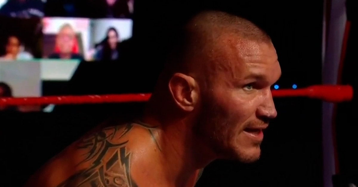 The Fiend shakes up the match as Randy Orton and AJ Styles battle for title opportunity (VIDEO)