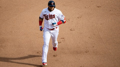 Twins designated hitter Nelson Cruz wins Silver Slugger Award