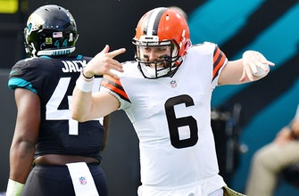 The Browns are 8-3 for first time since 1994 –Charlotte Wilder   NFL ON FOX