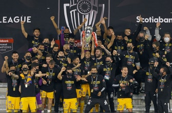 Tigres stage dramatic, late two-goal rally, claim CONCACAF Champions League title over LAFC