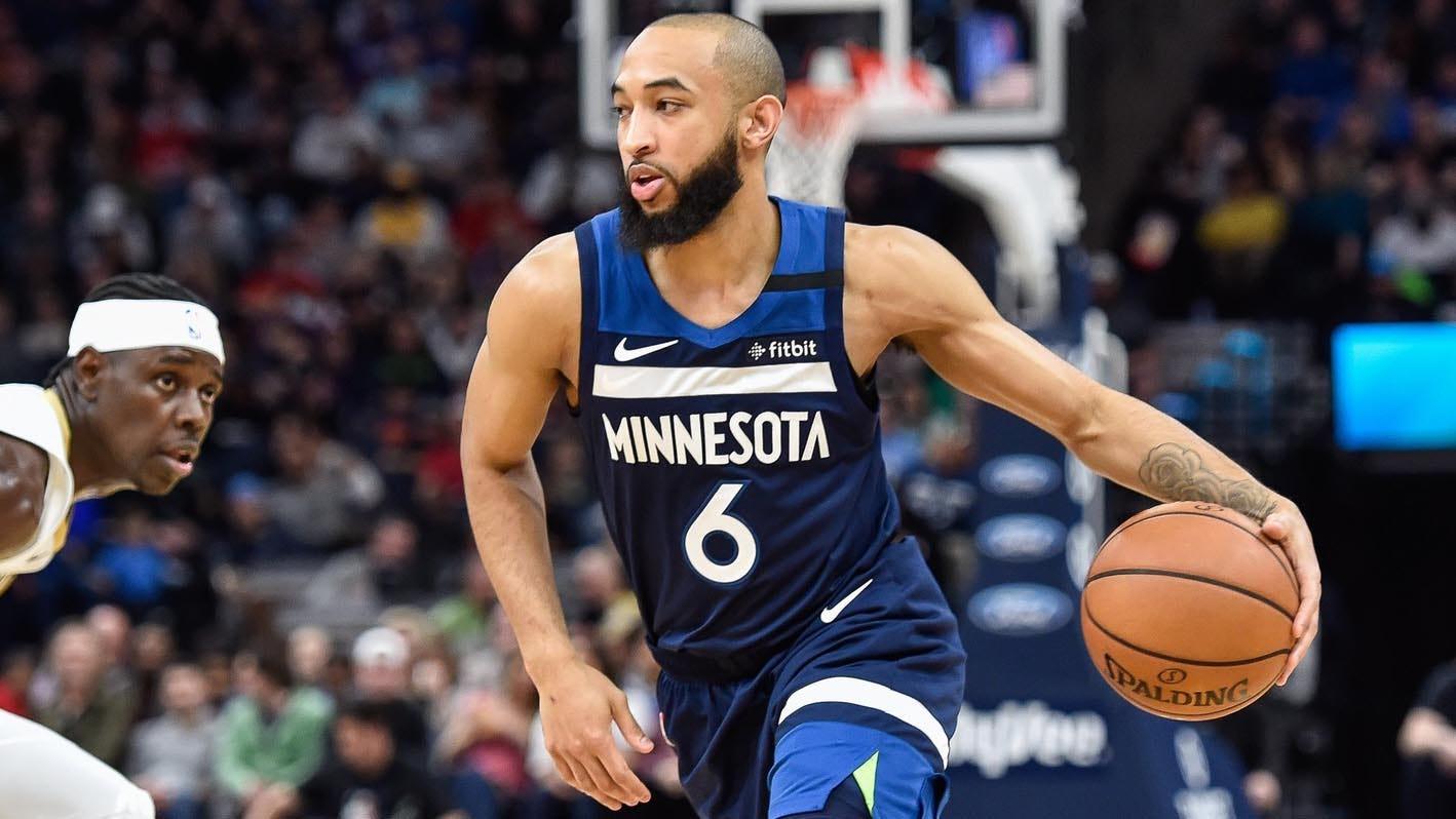 Timberwolves sign Jordan McLaughlin to two-way deal | FOX Sports