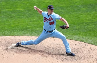 Former Twins reliever Trevor May agrees to sign with Mets