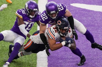 Upon Further Review: Vikings all but eliminated after loss to Bears