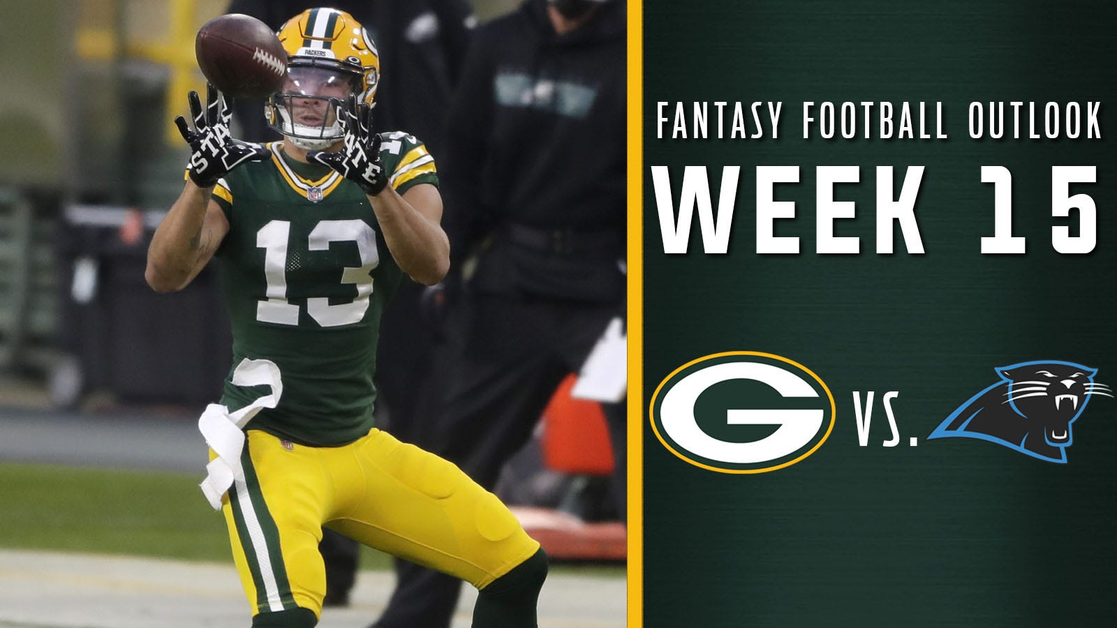 Packers Fantasy Football Outlook Lazard Due For A Breakout Week Fox Sports
