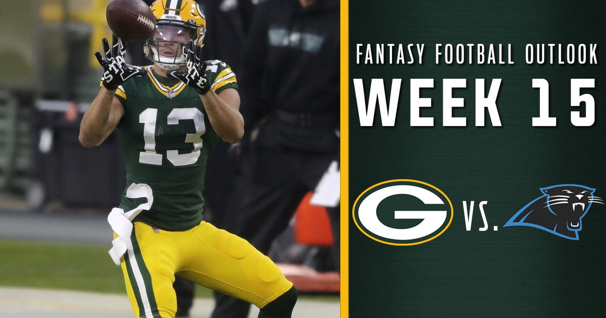 Packers Fantasy Football Outlook Breakout Week Lazard Florida News Times