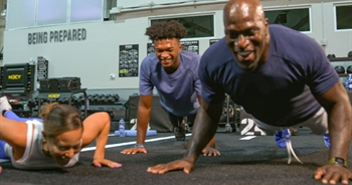 WWE and Nestlé Pure Life Family Fitness Challenge: Episode 3 (VIDEO)