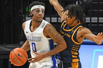 Goodwin sparks Billkens' 62-46 win with 23 points