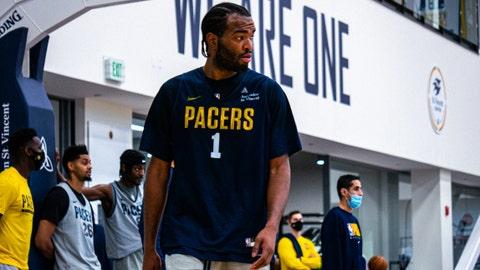 T.J. Warren, Indiana Pacers