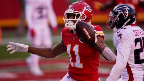 Jones, Mack declared out for Falcons vs. Kansas City