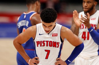 Pistons show rust in 90-84 loss to Knicks in preseason opener (WITH VIDEO)