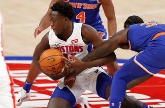 Doumbouya scores 23 to lead Pistons over Knicks 99-91 (WITH VIDEO)