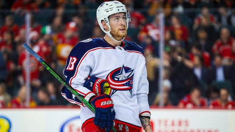 Blue Jackets sign Pierre-Luc Dubois to two-year extension