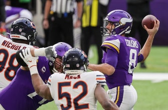 Vikings' playoff hopes grim after 33-27 loss to Bears
