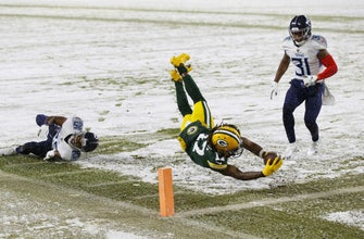 PHOTOS: Packers vs. Titans