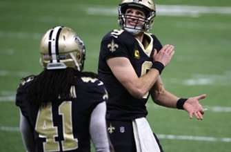 Emmanuel Acho was 'severely disappointed' with Brees' performance in Saints loss to Brady's Bucs | SPEAK FOR YOURSELF