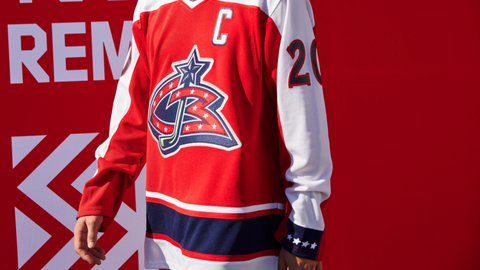 25. Columbus Blue Jackets
