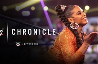 WWE Chronicle Bianca Belair trailer WWE Network Exclusive