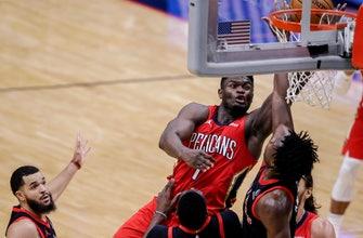Bledoe, Ingram lead Pelicans past Raptors, 120-116