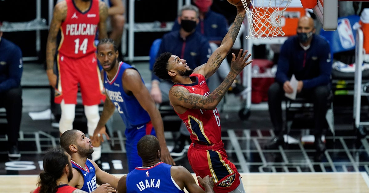Nickeil Alexander-Walker shines with 37-point night, Pelicans fall to Clippers