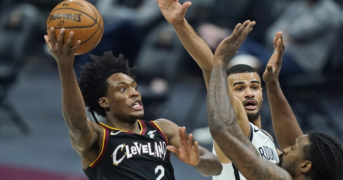 Reinforced Cavaliers take down Nets again, 125-113