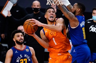Jokic scores 31, Nuggets rally to beat Suns 130-126 in OT