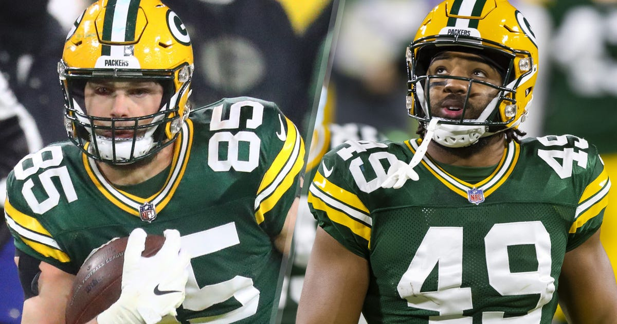 Packers' Dafney, Tonyan emerge as unlikely NFL contributors from Indiana State