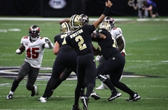 Saints pull off trick play to perfection, resulting in Jameis Winston launching a 56-yard TD pass