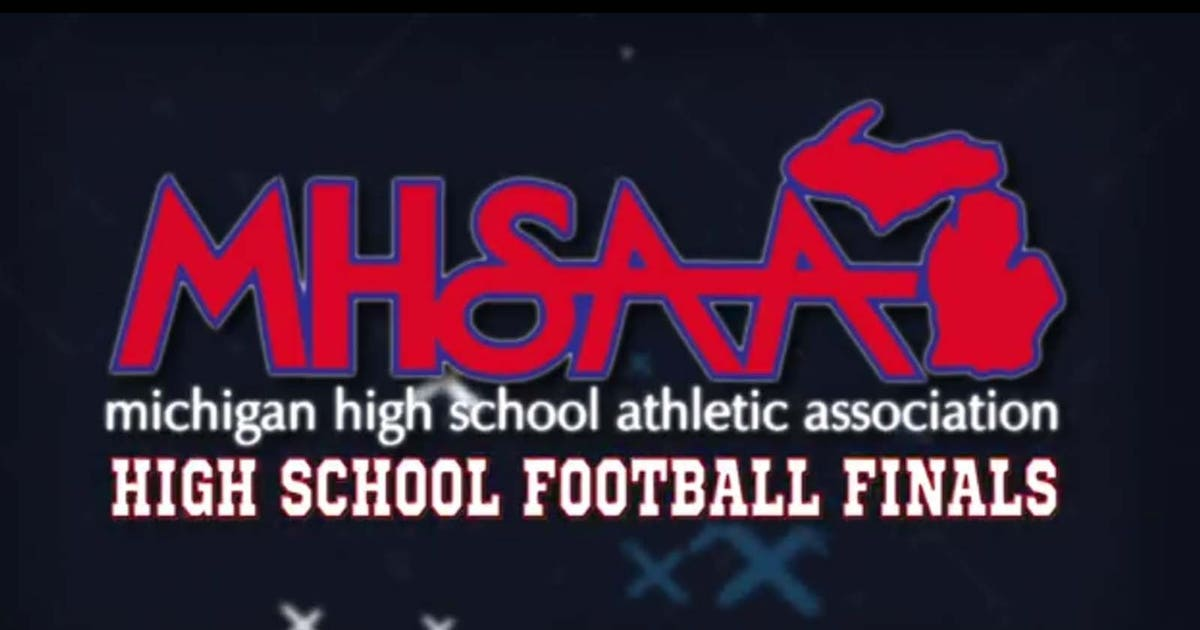 LIVE STREAMS: MHSAA football finals Saturday