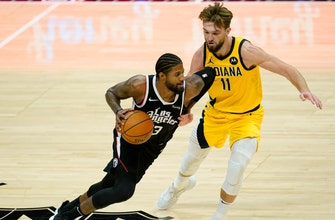 Pacers fall 129-96 to Clippers in finale of four-game road trip