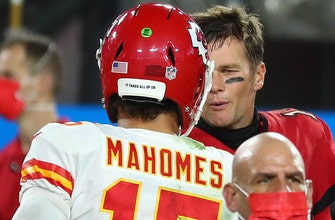 Brady, Mahomes set to face off in a Super Bowl that will feel markedly different
