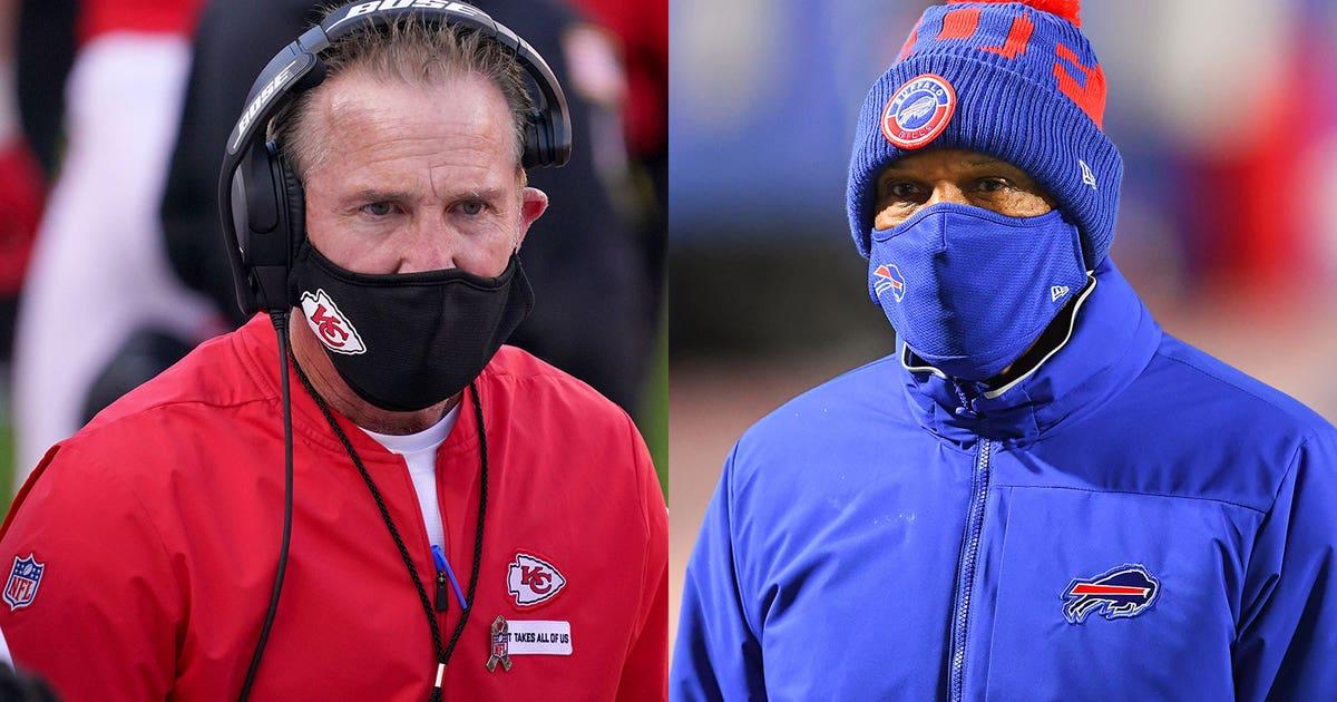 Chiefs, Bills defensive coordinators bring head coaching chops to title game