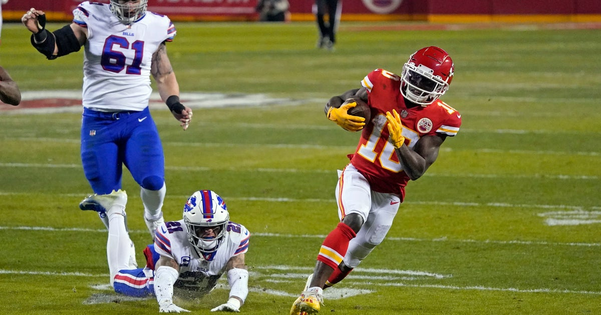 Chiefs clinch second straight Super Bowl berth with 38-24 win over Bills