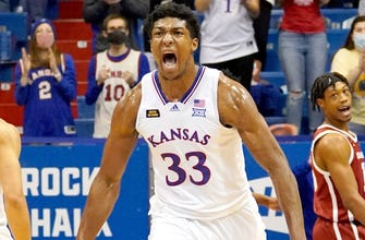 Jayhawks among traditional powers still battling for NCAA Tournament bids